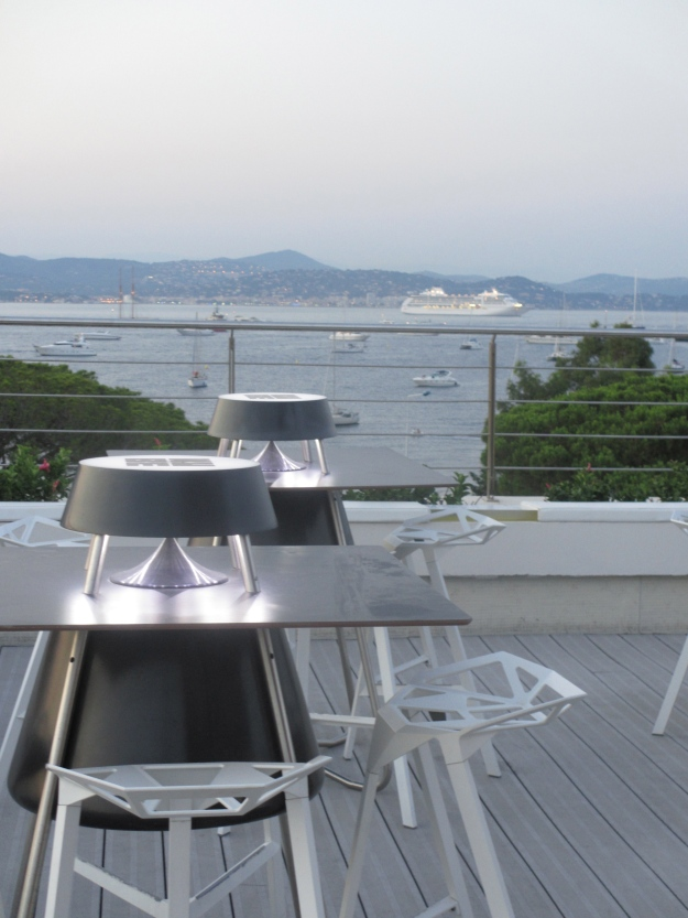 KUBE Hotel, Saint-Tropez