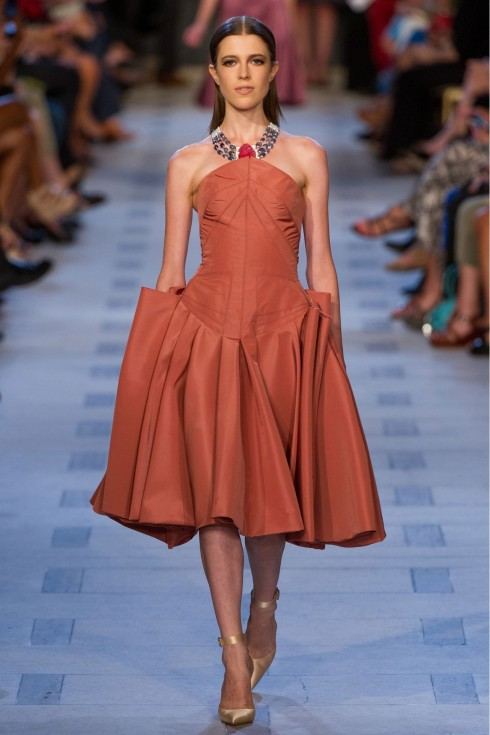Zac Posen, Spring / Summer 2013 Collection