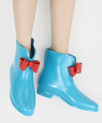 Melissa boots, Vivienne Westwood