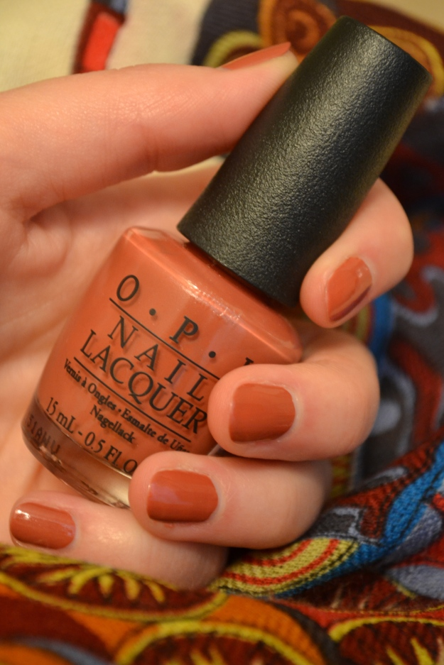 OPI Snapps it out
