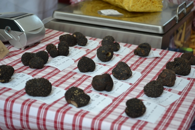 Truffle Fair, Alba