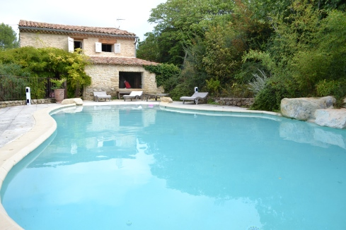 House rental in Provence