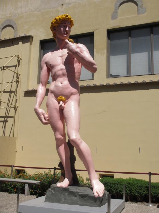 Davide, Michelangelo