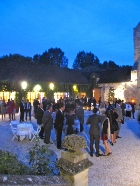 Wedding, Castle, France