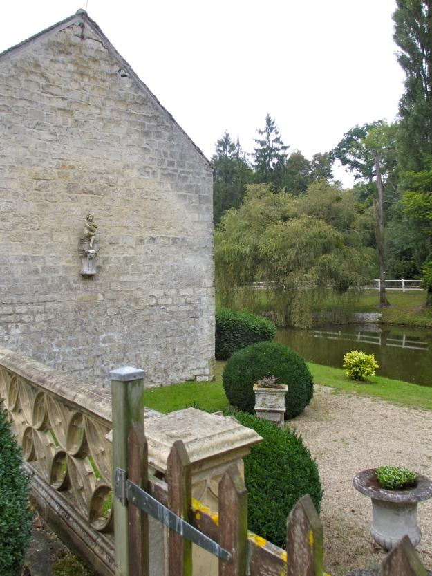 Wedding, Castle, France