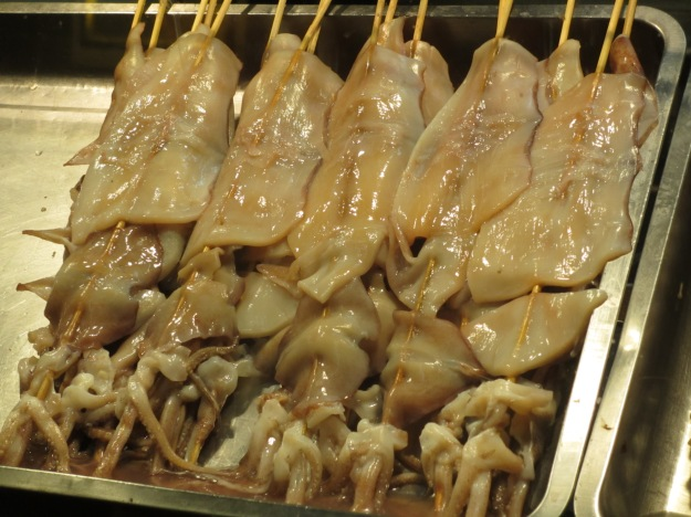 Street Food Market Beijing