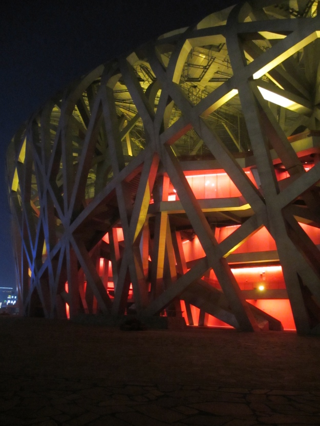 Bird's Nest, National Stadium