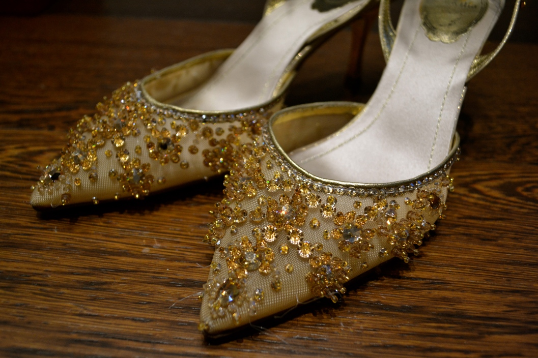 Rene Caovilla Wedding Shoes