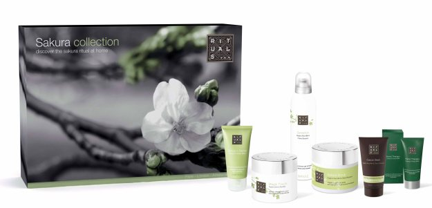 Sakura collection_RITUALS