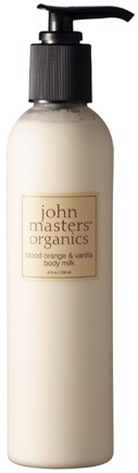 Blood Orange and Vanilla Body Milk John Master Organics