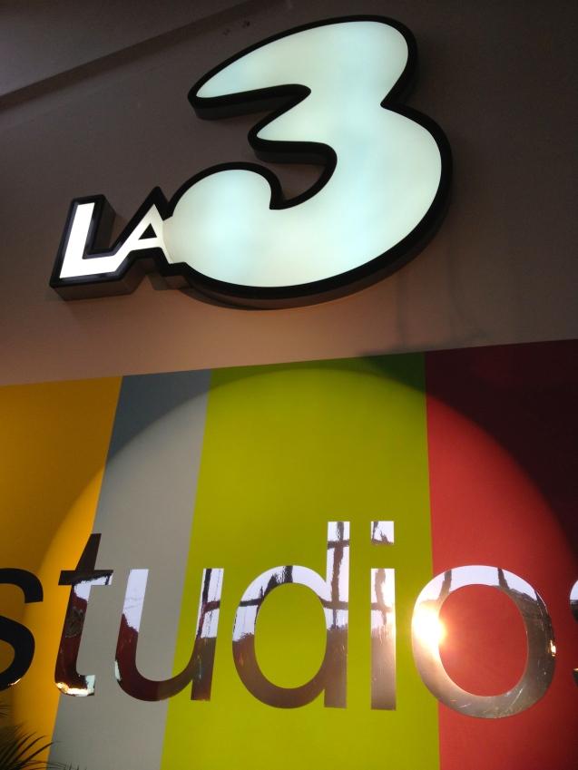 La3 TV Show Italy 3 Talent