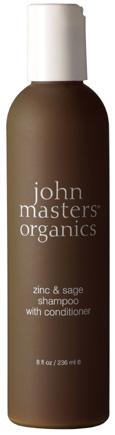 Zinc and Sage Shampoo John Masters Organic