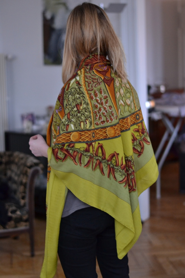 Hermes Stole Shawl
