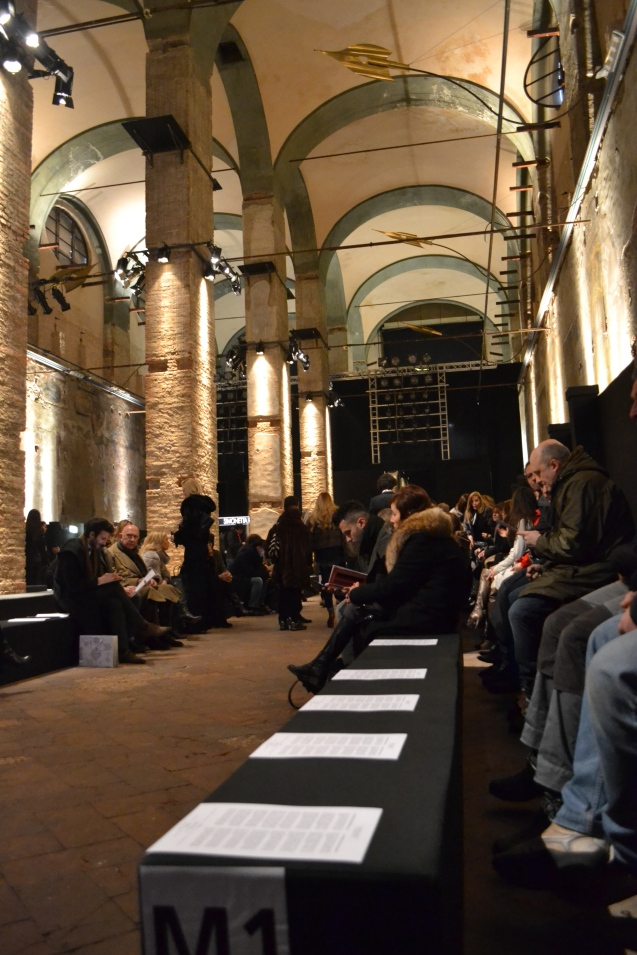 Simonetta Ravizza Fashion Show Milan Fashion Week Fur