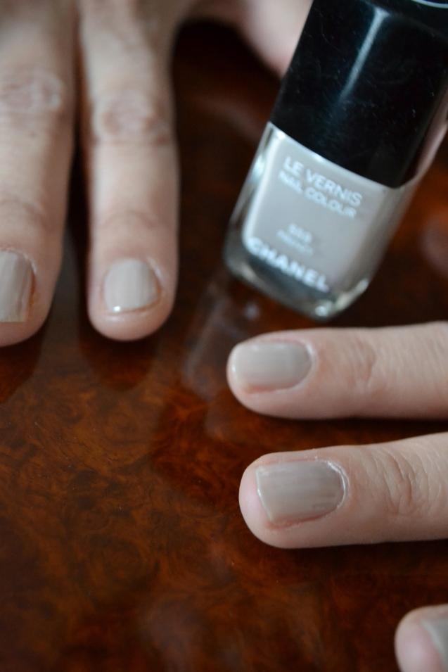 Frenzy Chanel Nail Polish Nail Art Tutorial