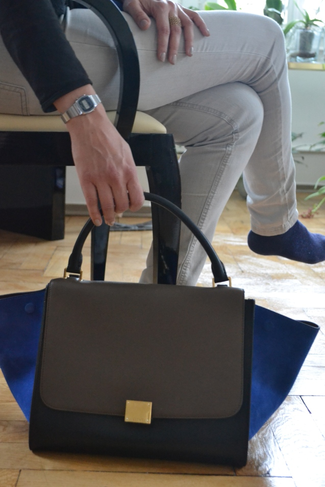 Celine Bag Trapeze