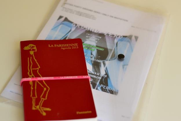 packing for Paris Fashion Week