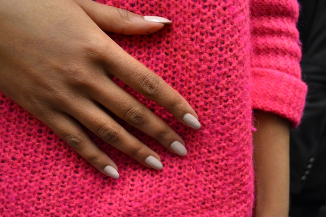 beauty trends almond shaped nail