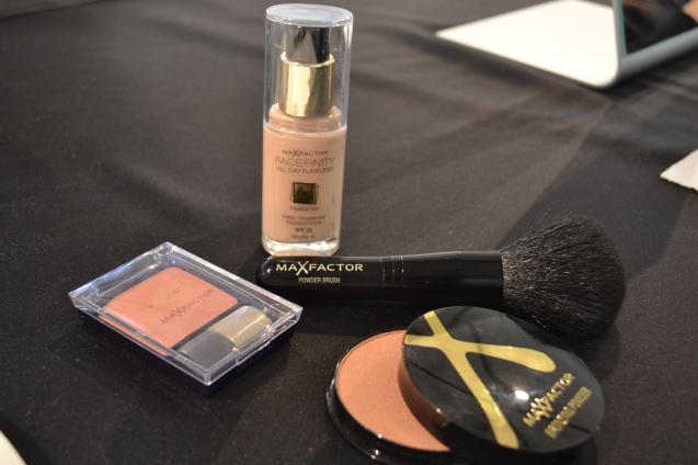Maquillaje max factor