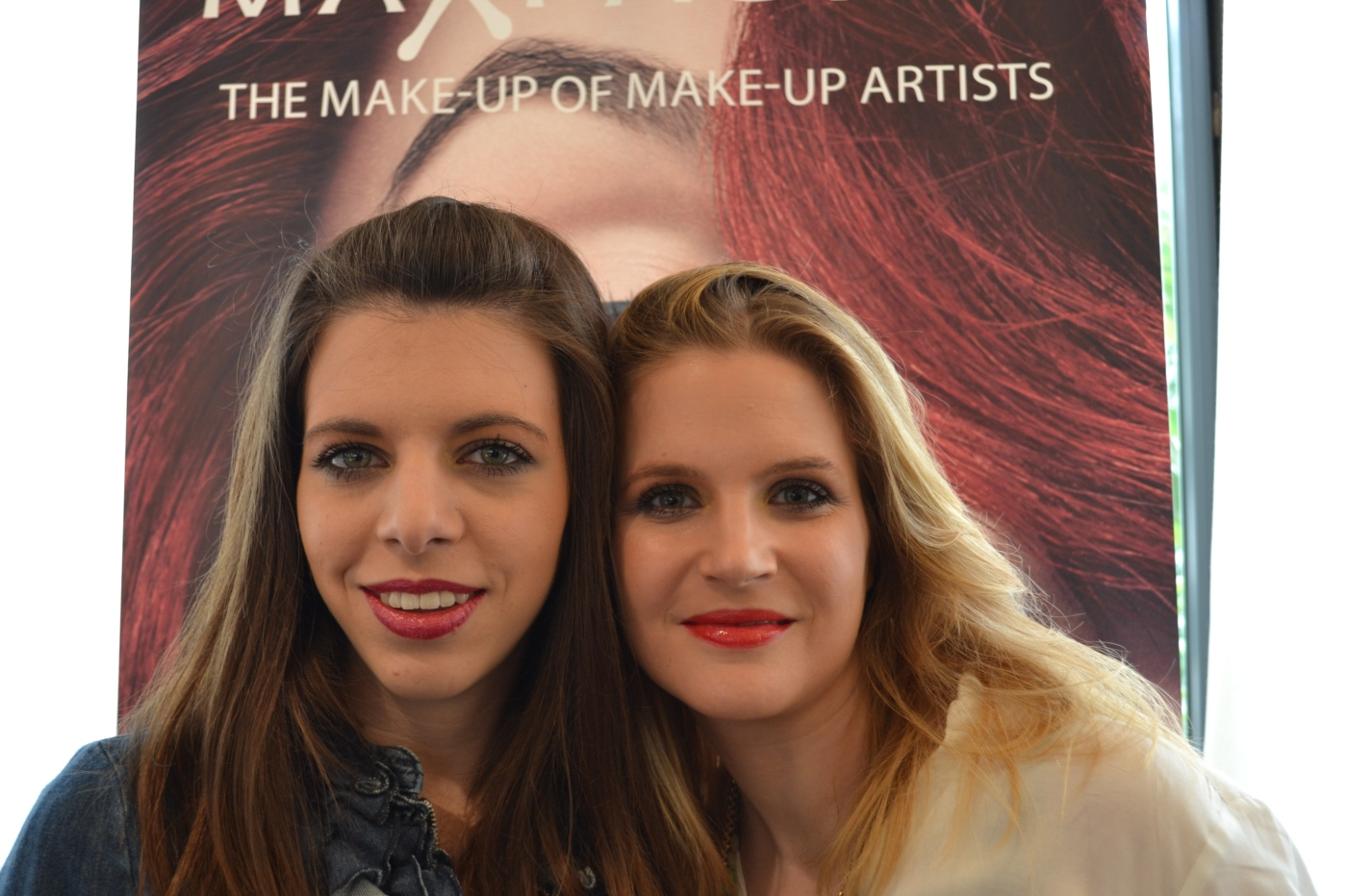 Max Factor Make Up School