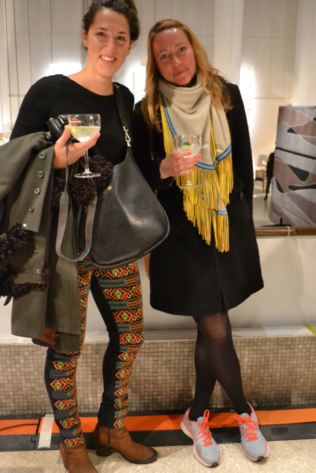 salone del mobile street style designer look