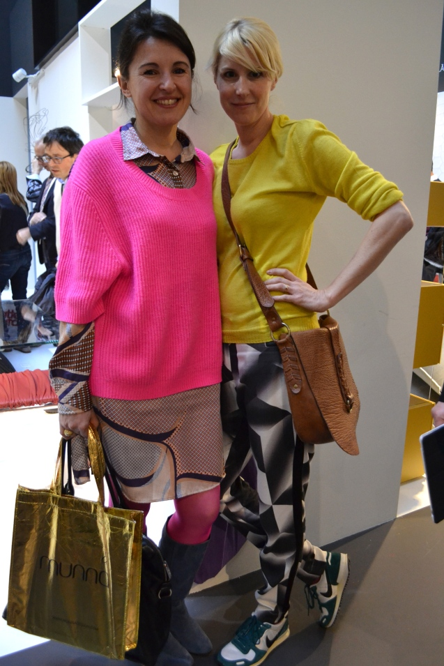 street style look salone del mobile designer