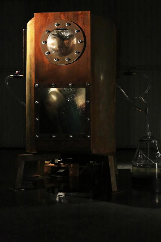 biennale venezia human distiller