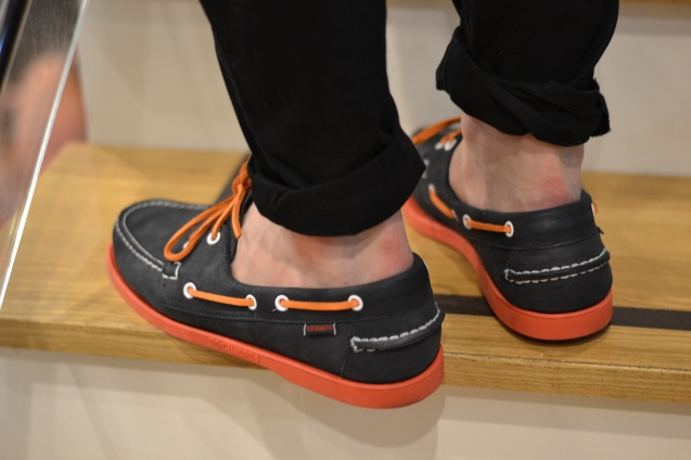 sebago shop london