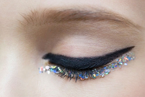 chanel make up sparkling eye