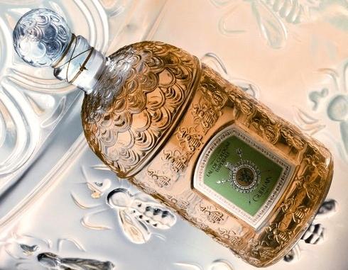 eau de cologne impériale guerlain bee bottle