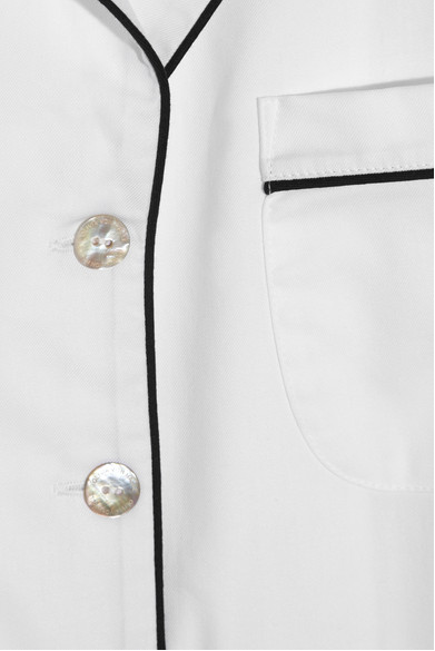 coco chanel pyjamas olivia von halle