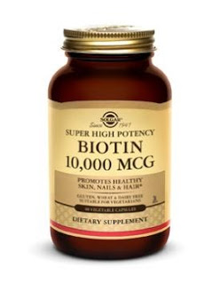 Nail Supplement Biotin