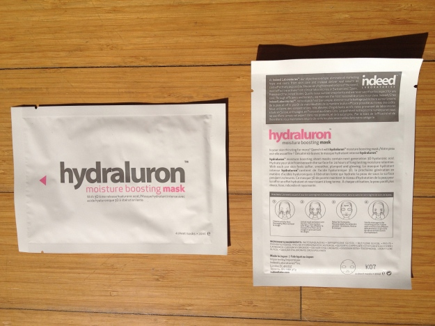 Hydraluron Moisture Mask Indeed Laboratories