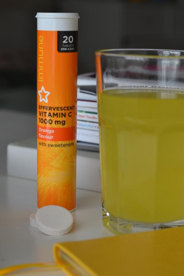 vitamin C cure
