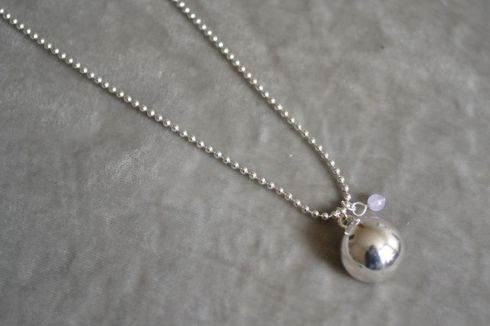 maternity necklace
