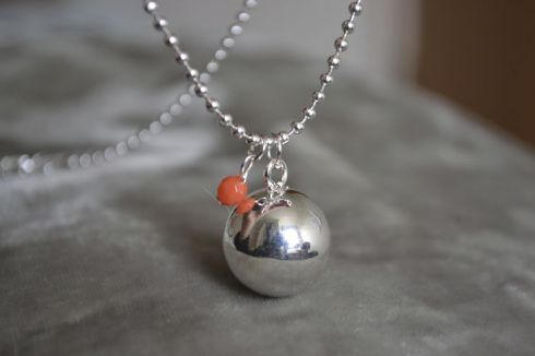 pregnancy necklace